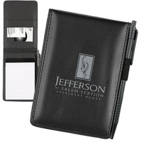 Mini Executive Note Jotter with Pen
