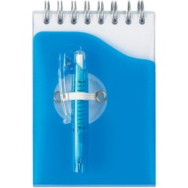 Mini Jotter Pad with Shorty Pen for Advertising