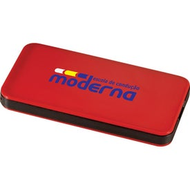 Mobile Notepad Set with Pen Branded with Your Logo