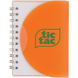 Company Mini Write-Away Notebook