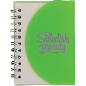 Logo Mini Write-Away Notebook