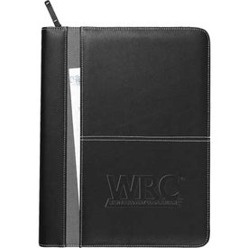 Monticello Padfolio for Your Company