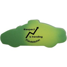 Promotional Mood Die Cut Eraser