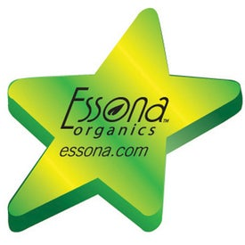 Mood Die Cut Eraser (Star)