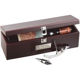 Napa Wine Case for Customization
