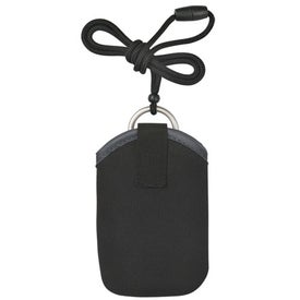 Neoprene Portable Electronic Neck Case for Customization