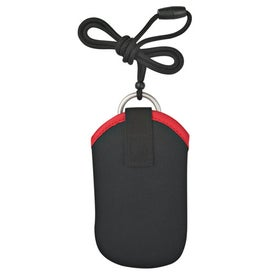 Neoprene Portable Electronic Neck Case for your School