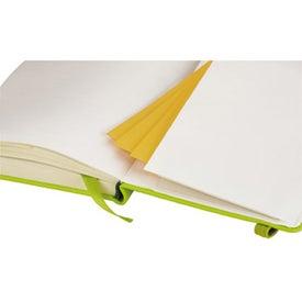 Monogrammed NeoSkin Hard Cover Journal - Whimsical