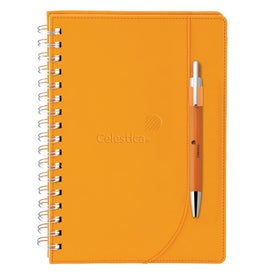 NeoSkin Spiral Journal Combo Whimsical for your School
