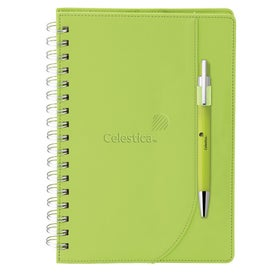 NeoSkin Spiral Journal Combo Whimsical for Your Organization