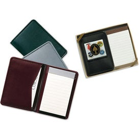Promotional Newport Pocket Jotter