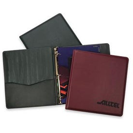 Newport Binder Branded with Your Logo