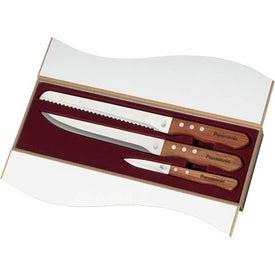 Logo Niagara Cutlery Kitchen Knife Set