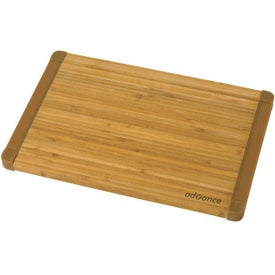 Non-Slip Bamboo Cutting Board