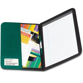 Non-Woven Pad Holder for Marketing