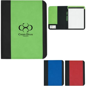 Non-woven Large Padfolio
