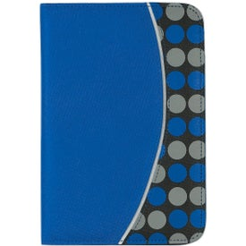 Non Woven Polk A Dot Padfolio for Your Church