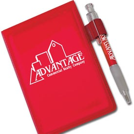 Note Pad Jotter with Pen for Your Church