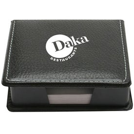Note Paper Caddy for Your Company