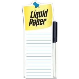 Note Write On Wipe Off Board