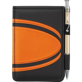 Ovals Jotter with Your Logo