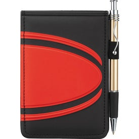 Personalized Ovals Jotter