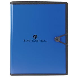Padfolio with Your Slogan