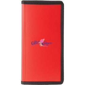 Passport Holder Imprinted with Your Logo