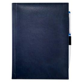 Pedova Bound Journal Book with Your Slogan