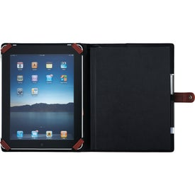 Pedova eTech Journalbook for iPad Branded with Your Logo