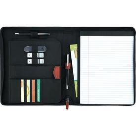 Customized Pedova iPad Stand Padfolio