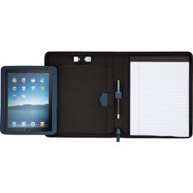 Pedova iPad Stand Padfolio with Your Logo