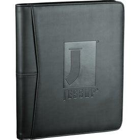 Pedova iPad Stand Padfolio Imprinted with Your Logo