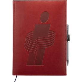 Branded Pedova Large Bound Journal Book