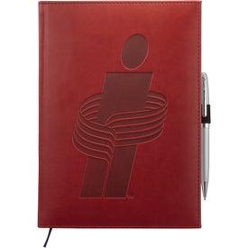 Branded Pedova Large Bound Journal Book