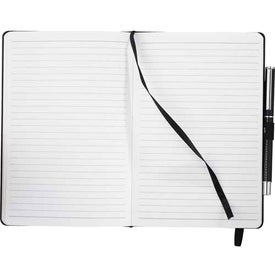 Pedova Pocket Bound JournalBook for Your Company