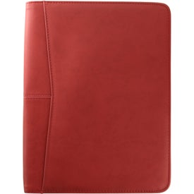 Pedova Zippered Padfolios
