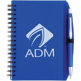 Branded Pen Pal Notebook