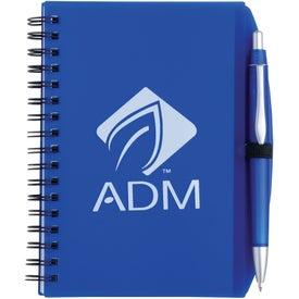 Branded Pen Pal Notebook