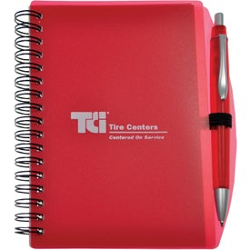 Printed Pen Pal Notebook
