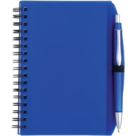 Pen Pal Notebook for Marketing