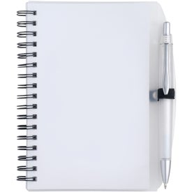 Monogrammed Pen Pal Notebook