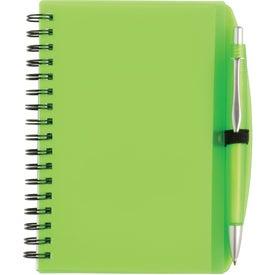 Promotional Pen Pal Notebook