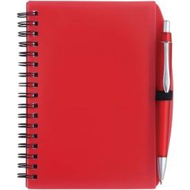 Customized Pen Pal Notebook