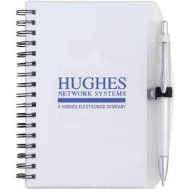 Company Pen Pal Notebook