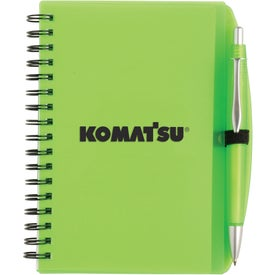 Pen Pal Notebook for your School