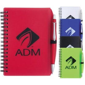 Pen Pal Notebook for Your Organization