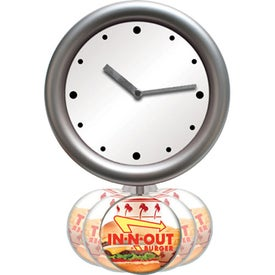Pendulum Wall Clock for Marketing