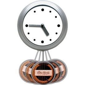 Personalized Pendulum Wall Clock