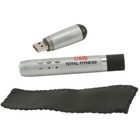 Pen Slide Show Presenter Imprinted with Your Logo